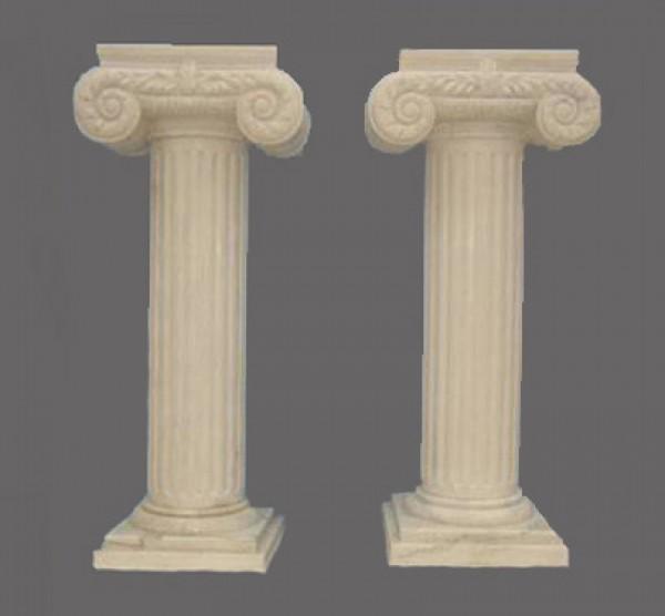 Marble Columns Pillars 1521